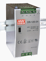 Compact - Wide Input DIN Rail 480 Watt Photo